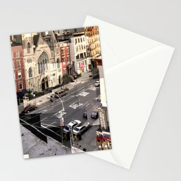 East Village NYC (2nd Ave.) Stationery Cards