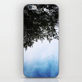 Tree Silhouette iPhone Skin