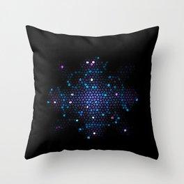 Mosaic Cross Throw Pillow