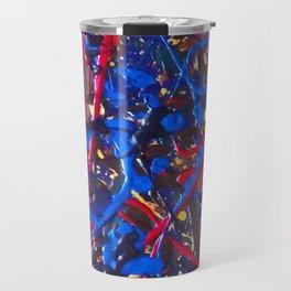 Abstract #15 Travel Mug