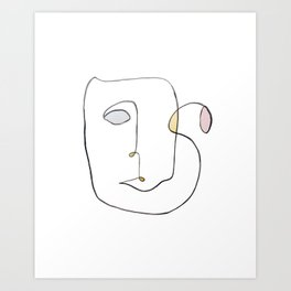 Continuity Art Print