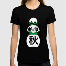 Aki - Season bear Autumn T-shirt