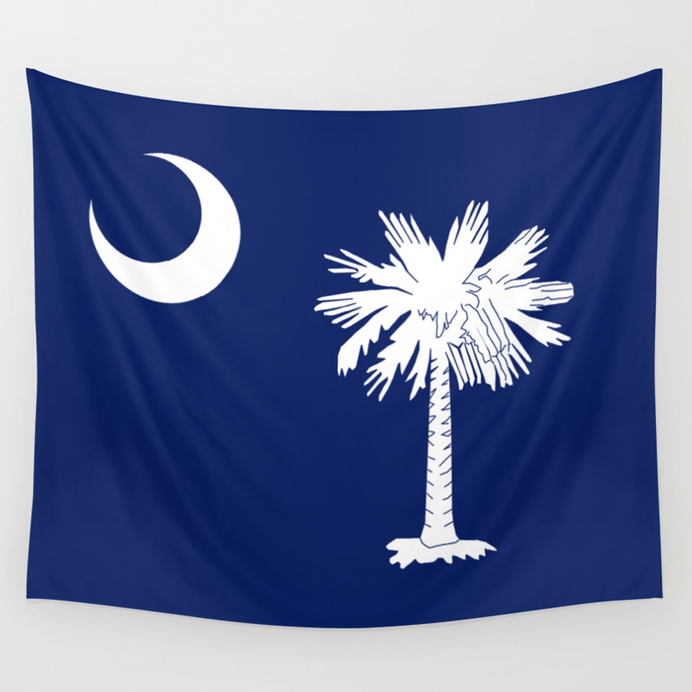 Sweet Carolina Wall Tapestry by Mcgrathdesigns TPS2359026