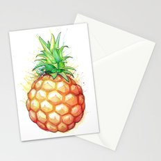 Fat Pineapple 1 Stationery Cards