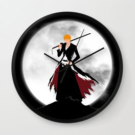 Bankai Wall Clock