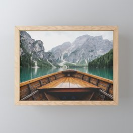 Live the Adventure Framed Mini Art Print