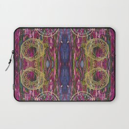 The Velocity of the Venom Antidote (Aligning Forces) Laptop Sleeve