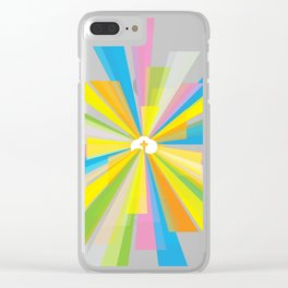 The Resurrection of Jesus Clear iPhone Case
