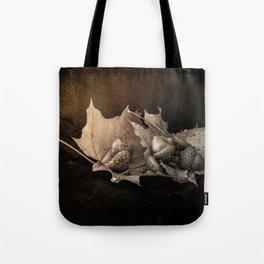 Acorns Tote Bag