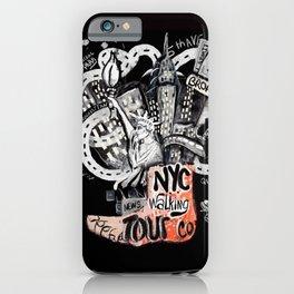 Grafiti Sign Art N.Y.  iPhone Case