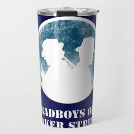 Bad Boys Of Baker Street (Victorian) Travel Mug