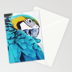 Parrot Life Stationery Cards