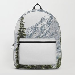 Grand Teton National Park Adventure III - Wanderlust Mountains Backpack