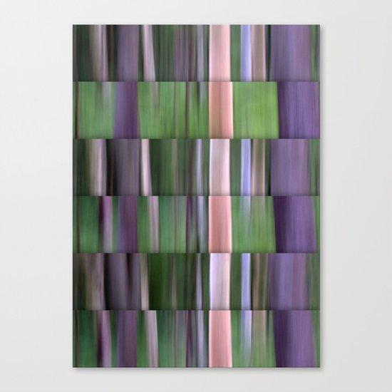 Bushland Abstract Canvas Print