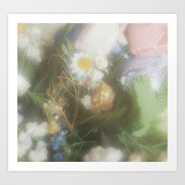 Floral Still Life III Art Print