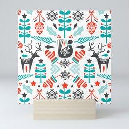 Hygge Holiday Mini Art Print