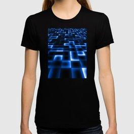 Sci Fi UFO Landing Pad T-shirt