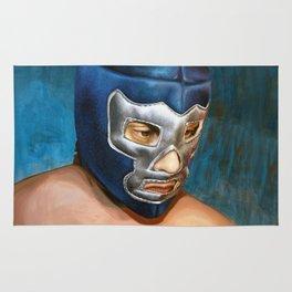 Luchador, Wrestler, LOZA Rug