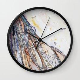 Climb Wall Clock