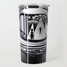 I Hate Aliens Travel Mug