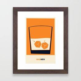 Lowball Framed Art Print