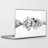 return Laptop & iPad Skins featuring Return by Sungwon