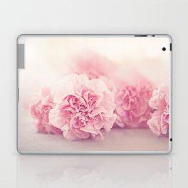 Pale Pink Carnations 4 Laptop & iPad Skin