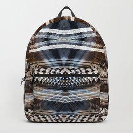 Ethnic hand drawn shibori Backpack
