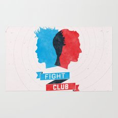 Fight Club Rug