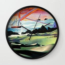 Elysian Fields Wall Clock