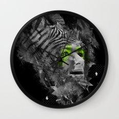 I'm Abstract Wall Clock