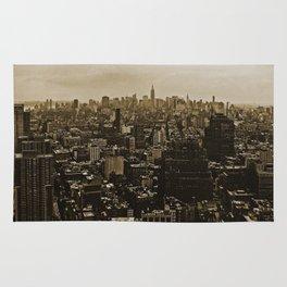 New York Skyline 3 Rug