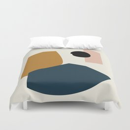 Shape study #1 - Lola Collection Duvet Cover