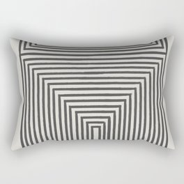 Tribal Modern Boho Art Rectangular Pillow