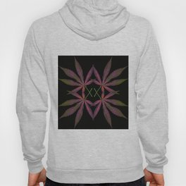 Psychedelic Cannabis Hoody