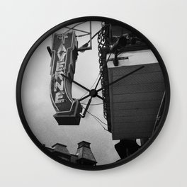 Taverne Wall Clock