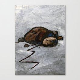 The Lorax Canvas Print