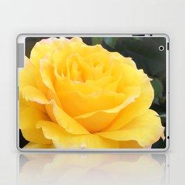 My Yellow Rose Laptop & iPad Skin