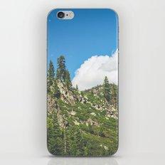 Lake Tahoe Mountains iPhone Skin