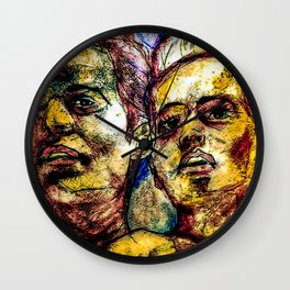 In the Fast Lane ! Wall Clock