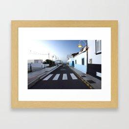 Gran Canaria 1.7 Framed Art Print