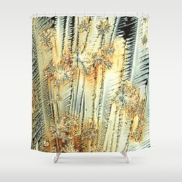 Vitamin C Sources for Happiness Shower Curtain