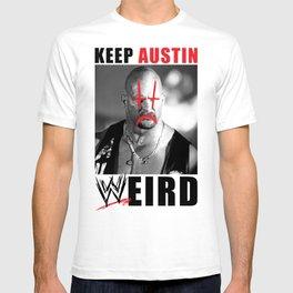 Keep Austin WWEird T-shirt