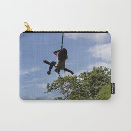 Girl on Swing Carry-All Pouch