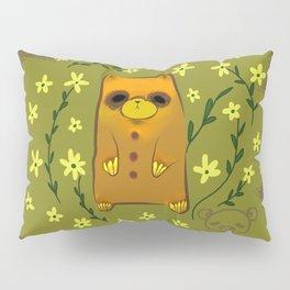 Little brown bear Pillow Sham