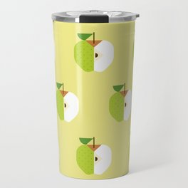 Fruit: Apple Golden Delicious Travel Mug