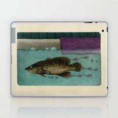 A Trail of Bubbles Laptop & iPad Skin