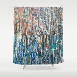 STRIPES 29 Shower Curtain