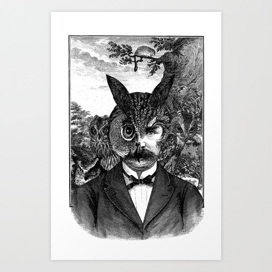 TRANSMUTATION III Art Print