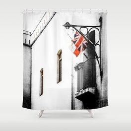 Union Jack/Flag Shower Curtain
